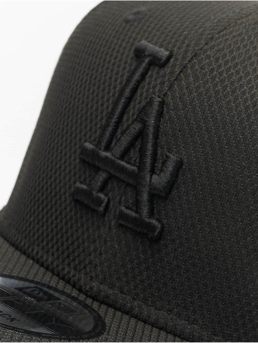 New Era Snapback Caps MLB Los Angeles Dodgers Diamond Era 9fifty svart