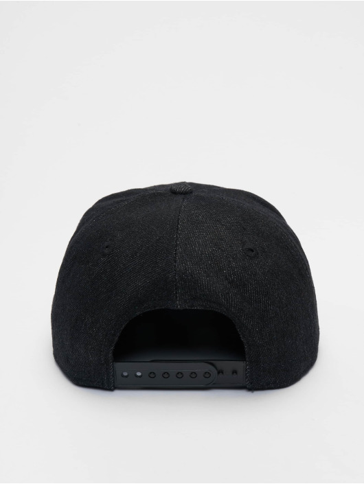 New Era Snapback Caps Disney Mickey Mouse Street Mickey Denim 9fifty svart