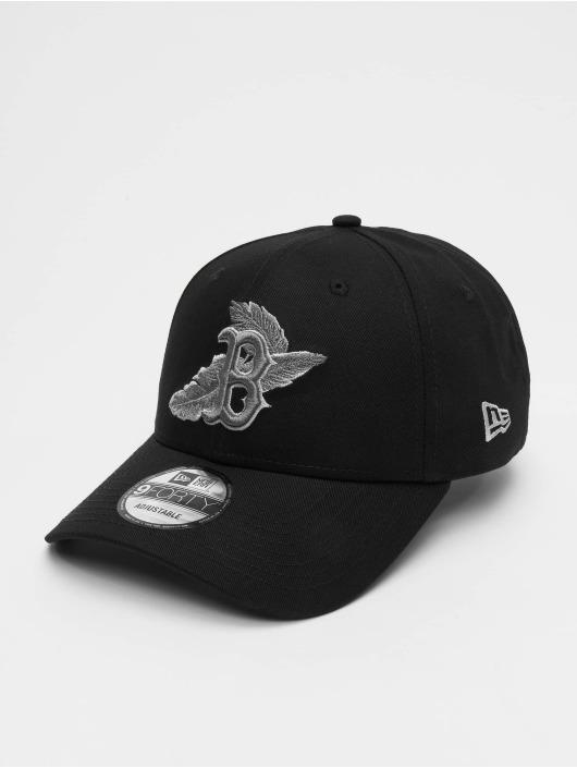 New Era Snapback Caps MLB Boston Red Sox Light Weight 9forty svart
