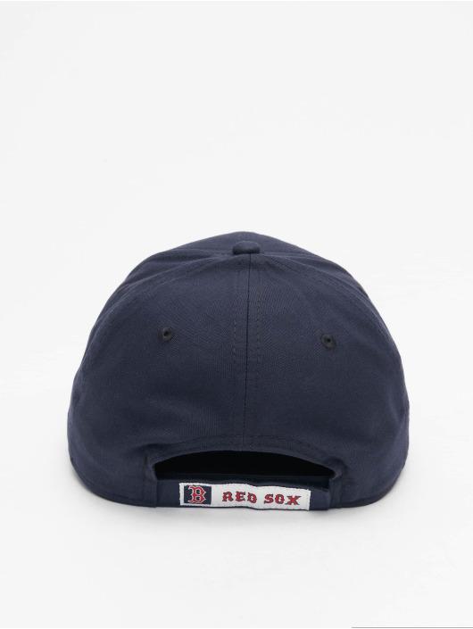 New Era Snapback Caps MLB Boston Red Sox Chambray League svart