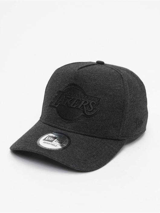New Era Snapback Caps NBA LA Lakers Jersey Essential svart