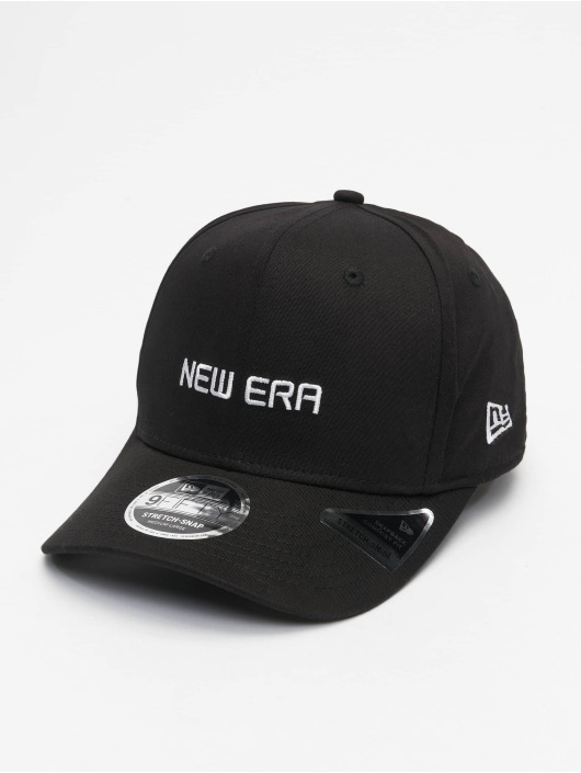 New Era Snapback Caps Essential 9Fifty svart