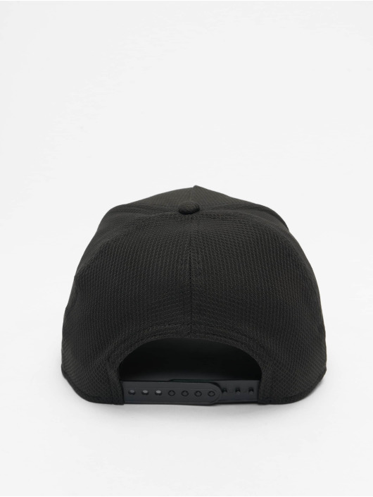 New Era Snapback Caps NBA Logo Base svart