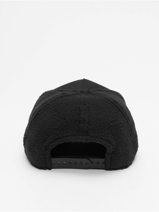 New Era Snapback Caps MLB NY Yankees Sherpa svart