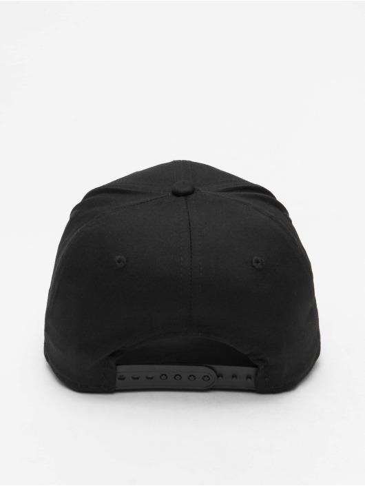 New Era Snapback Caps MLB LA Dodgers Tonal Black 9Fifty svart