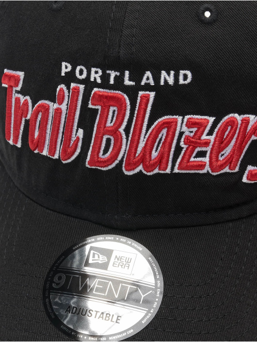 New Era Snapback Caps 9Twenty Portland Trail Blazers svart