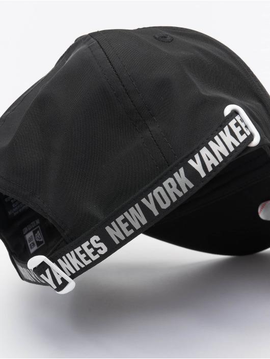 New Era Snapback Caps MLB NY Yankees Tech Fabric Licensed svart