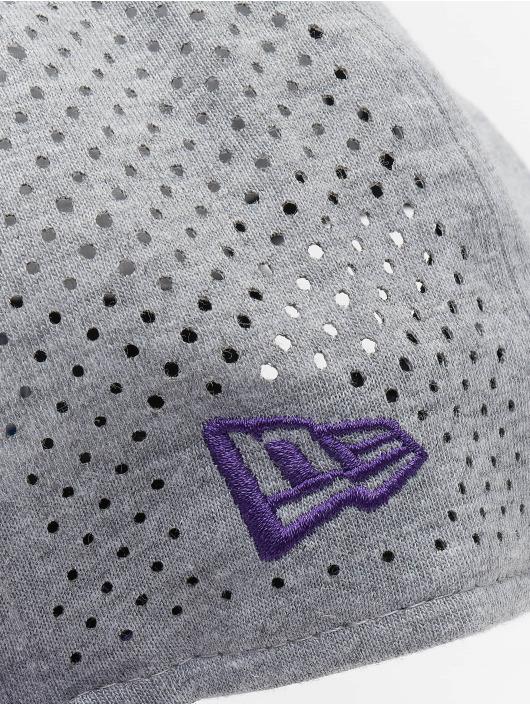 New Era Snapback Caps NBA LA Lakers Shadow Tech 9fifty szary