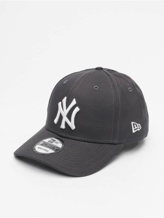New Era Snapback Caps MLB NY Yankees League Essential 9Forty szary