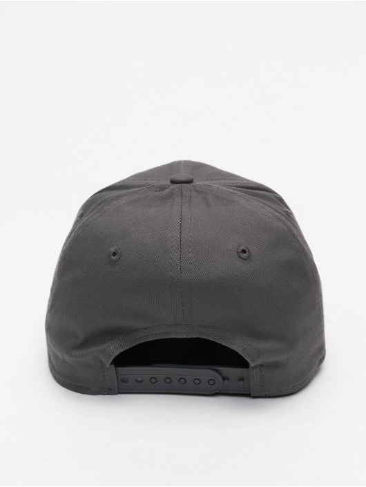 New Era Snapback Caps MLB LA Dodgers League Essential 9Fifty szary