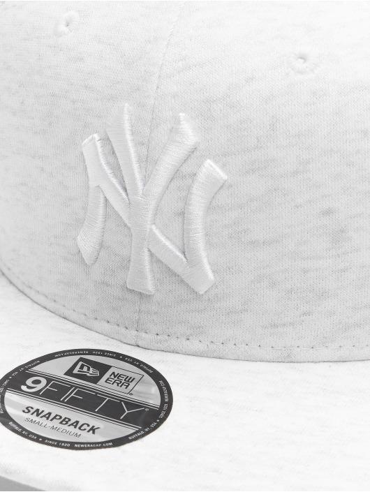 New Era Snapback Caps MLB NY Yankees Jersey Pack 9Fifty szary