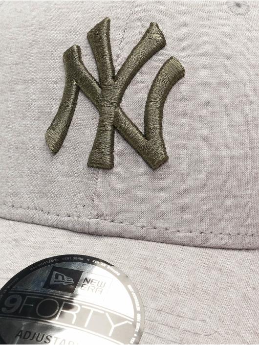 New Era Snapback Caps MLB NY Yankees Jersey Essential 9Forty szary