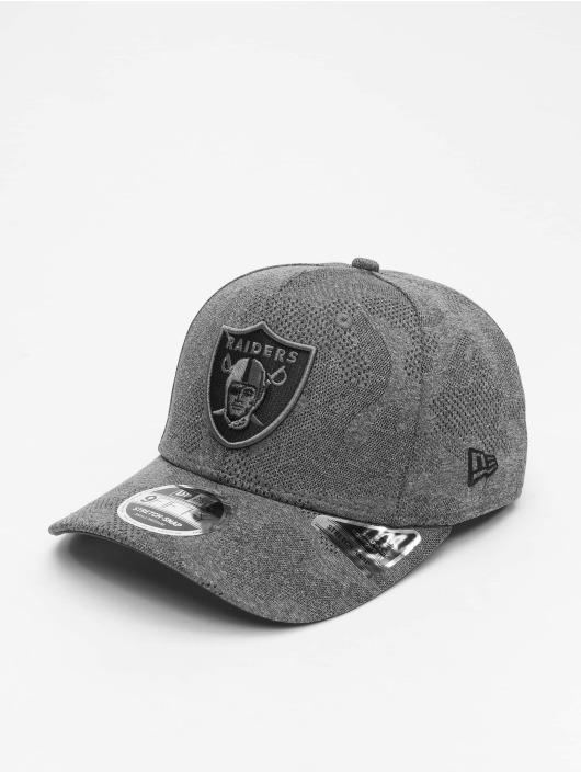 New Era Snapback Caps NFL Oakland Raiders Engineered Plus szary