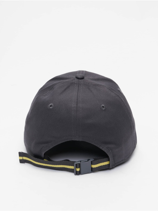 New Era Snapback Caps Summer 9Forty szary