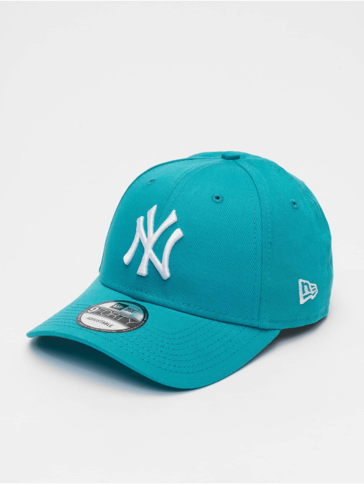 New Era Snapback Caps MLB New York Yankees League Essential 9forty turkis