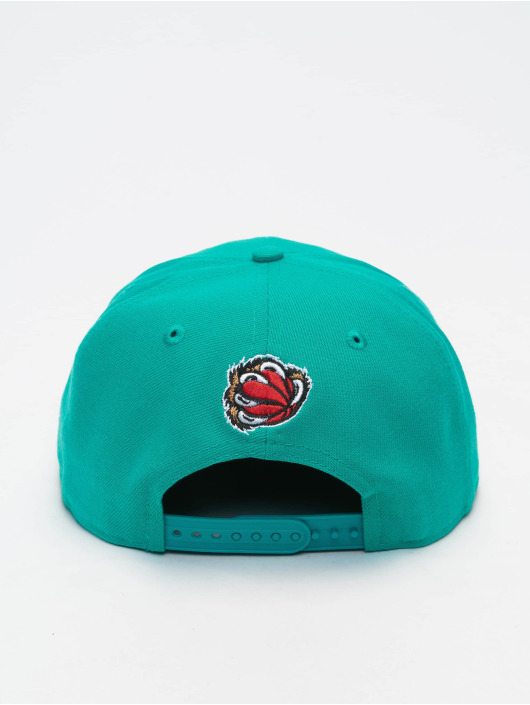 New Era Snapback Caps NBA 950 Memphis Grizzlies Hardwood Classics Nights turkoosi