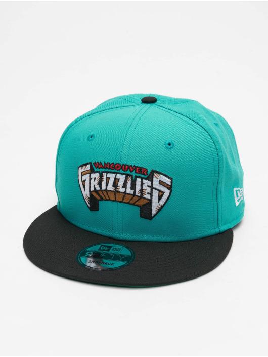 New Era Snapback Caps 9Fifty A8 003 Memphis Grizzlies turkusowy