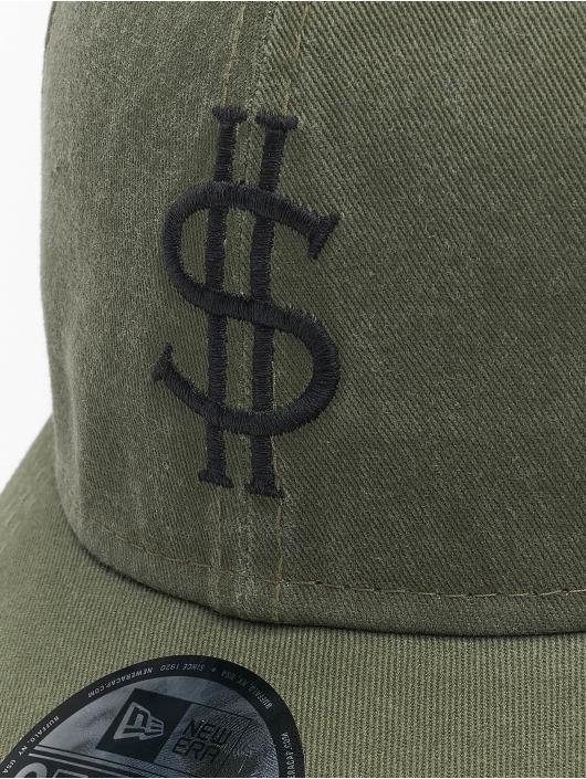 New Era Snapback Caps Dollar Pack 9Forty vihreä