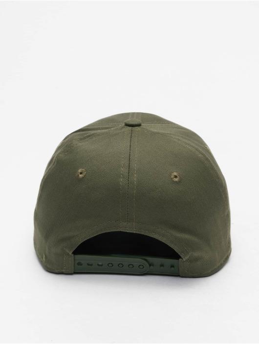 New Era Snapback Caps MLB LA Dodgers League Essential 9Fifty zielony