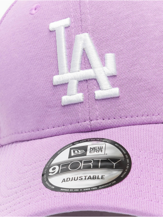 New Era Snapback MLB LA Dodgers Jersey Pack 9Forty fialová