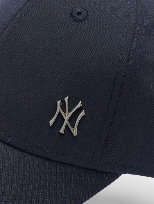 New Era Snapback Flawless Logo Basic NY Yankees modrá