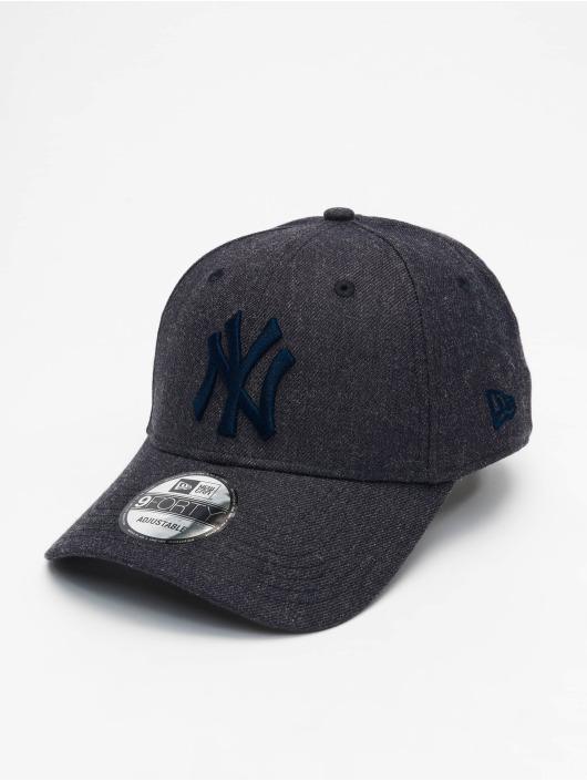 New Era Snapback MLB NY Yankees Winterized The League 9Forty modrá