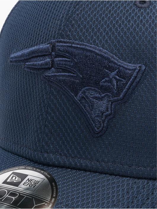 New Era Snapback MLB New England Patriots Mono Team Colour 9Forty modrá