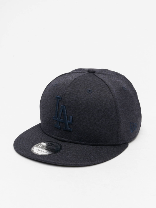 New Era Snapback MLB LA Dodgers Shadow Tech 9Fifty modrá