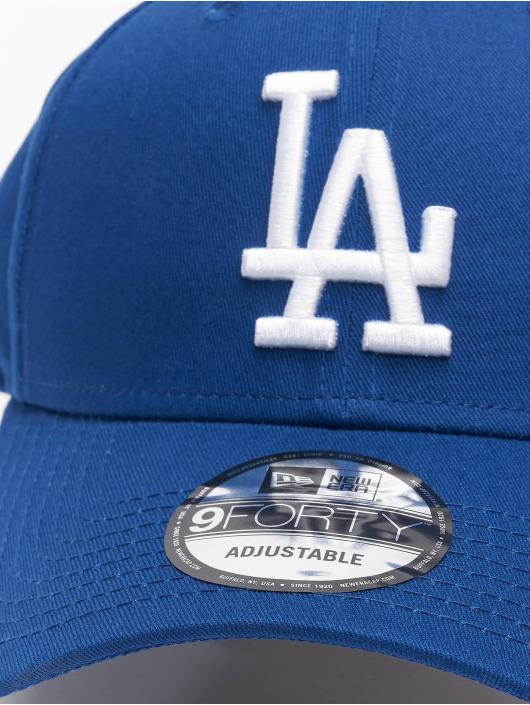 New Era Snapback MLB LA Dodgers League Eshortsleeve 9forty modrá