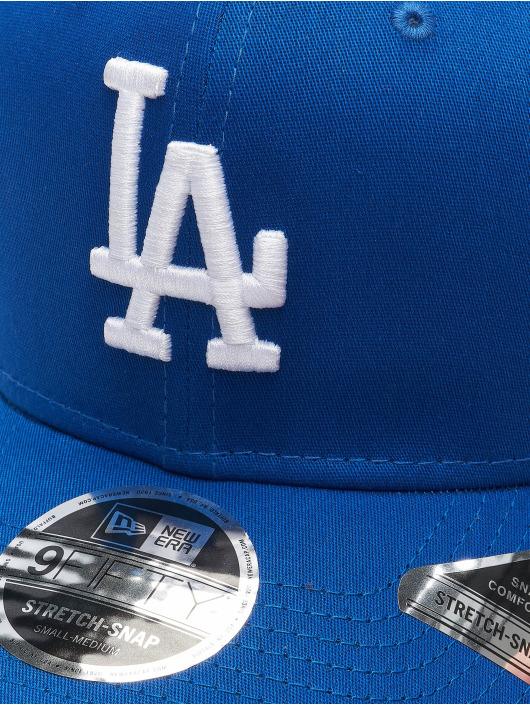New Era Snapback MLB LA Dodgers League Essential modrá