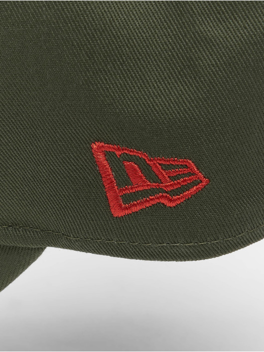 New Era Snapback Mlb Properties New York Yankees League Essential 9forty olivová