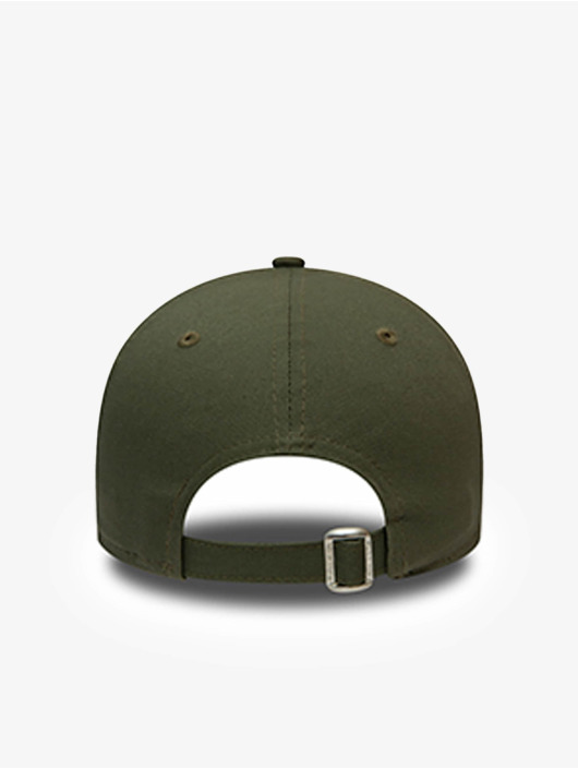 New Era Snapback MLB New York Yankees Camo Infill 9Forty olivová