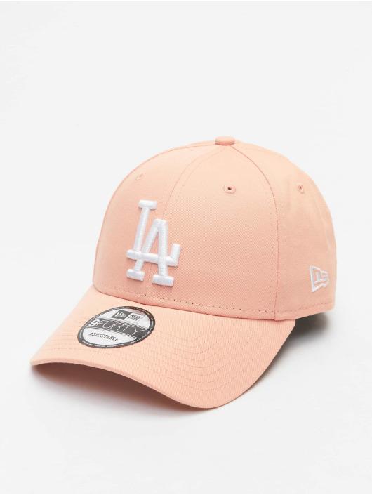New Era Snapback MLB LA Dodgers Essential 9Forty pink