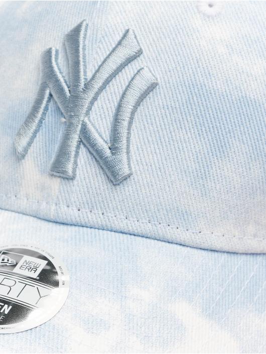 New Era Snapbackkeps MLB New York Yankees Wmns Denim Colour 9Forty blå