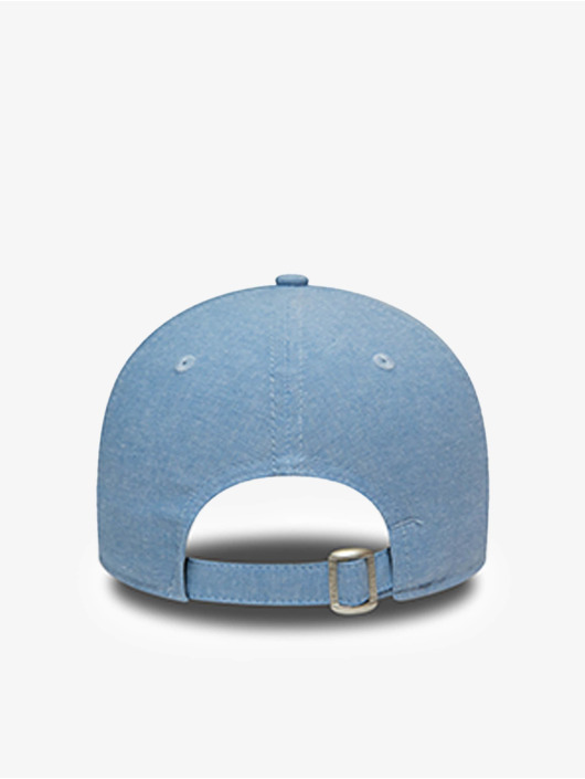 New Era Snapbackkeps MLB Los Angeles Dodgers Chambray 9Forty blå