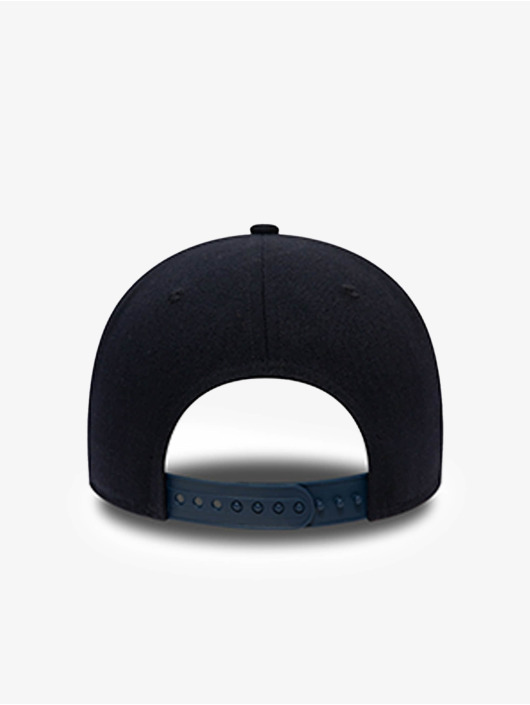 New Era Snapbackkeps MLB Los Angeles Dodgers Team Contrast 9Forty blå