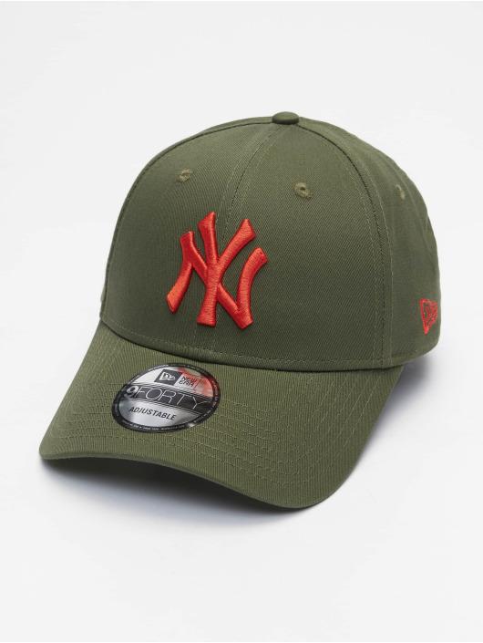 New Era Snapbackkeps Mlb Properties New York Yankees League Essential 9forty oliv