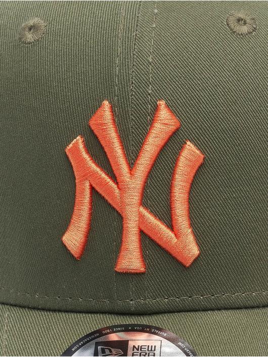 New Era Snapbackkeps MLB New York Yankees League Essential 9Forty oliv
