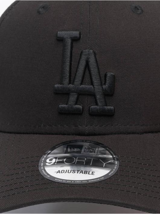 New Era Snapbackkeps MLB League Eshortsleeve 9forty svart