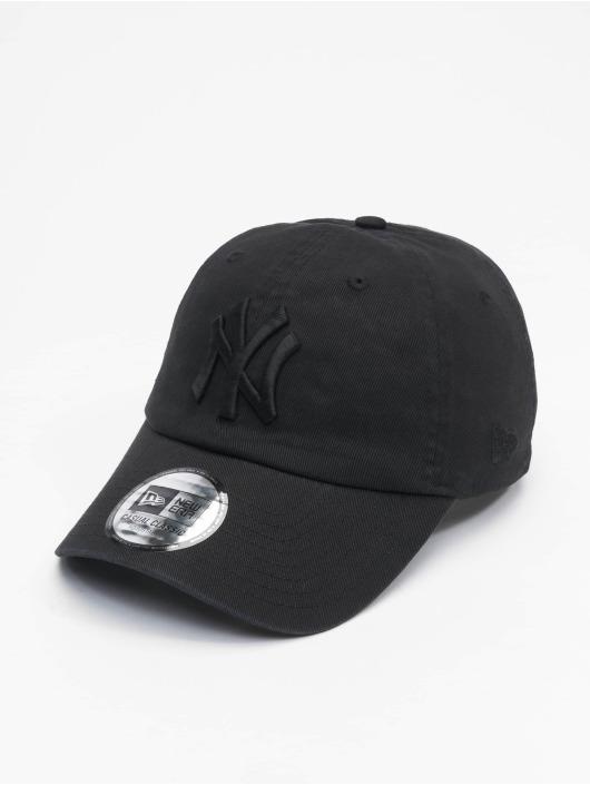 New Era Snapbackkeps Mlb Properties New York Yankees Team Cc 9twenty svart
