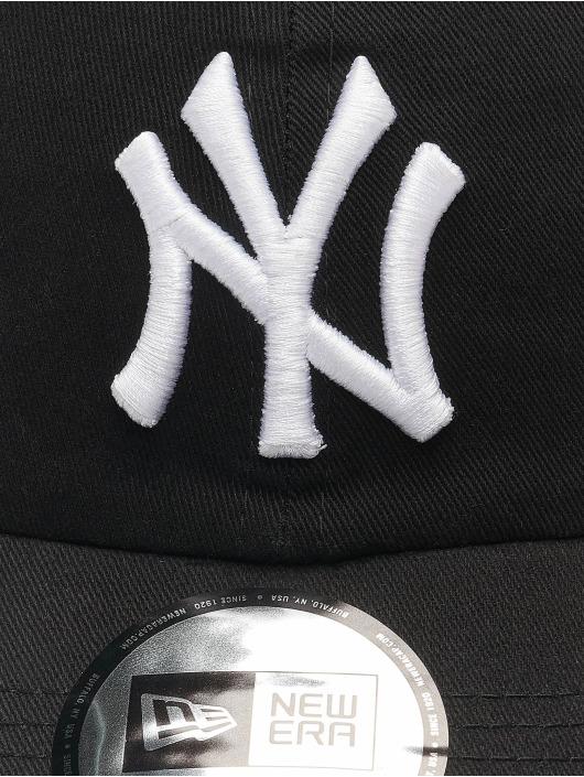 New Era Snapbackkeps MLB New York Yankees Washed CSCL 9Twenty svart