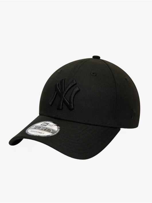 New Era Snapbackkeps MLB New York Yankees Team Contrast 9Forty svart