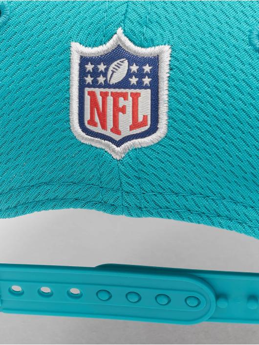 New Era Snapbackkeps NFL Miami Dolphins Sideline Road 9Fifty turkos