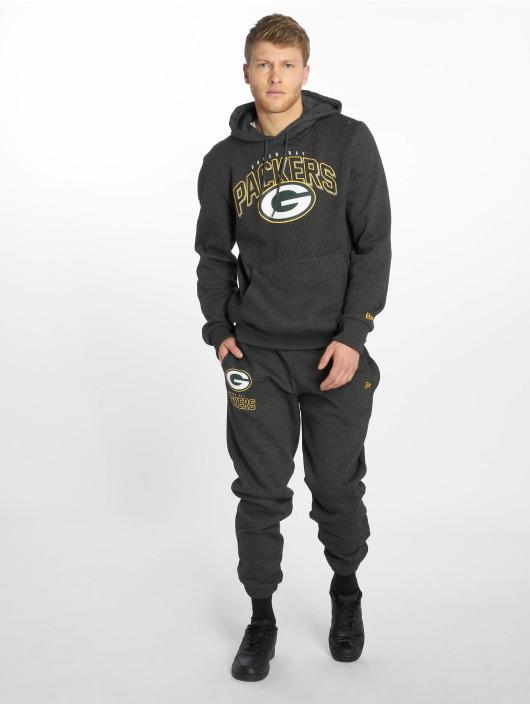 New Era Spodnie do joggingu NFL Wordmark Logo szary
