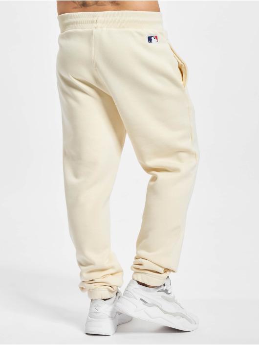 New Era Sweat Pant New Era MLB NY Yankees Seasonal Logo Relaxed beige