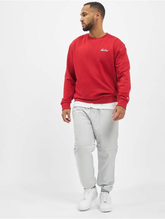 New Era Swetry Script czerwony