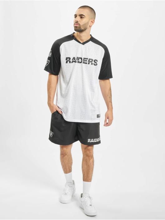 New Era Szorty NFL Oakland Raiders Team Logo And Wordmark czarny