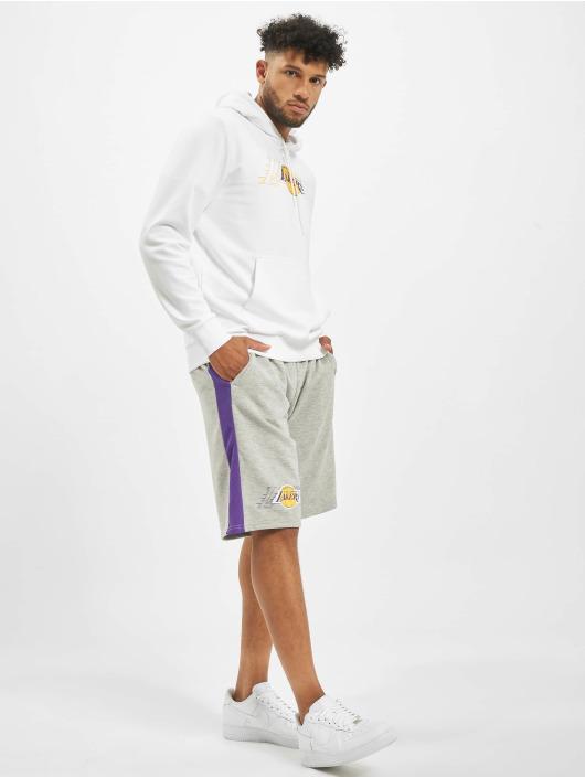 New Era Szorty NBA LA Lakers Graphic Overlap szary