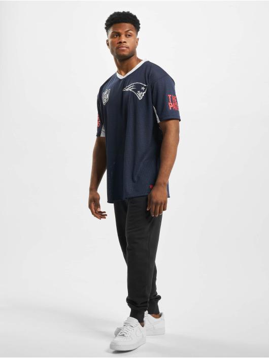 New Era T-paidat NFL New England Patriots Oversized sininen