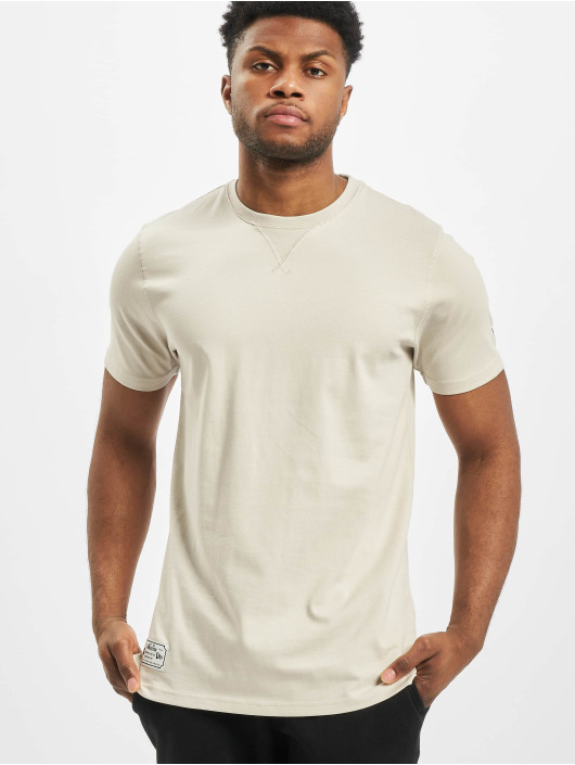 New Era T-Shirt Patch beige